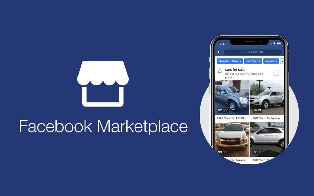 Marketplace được hiểu là một cái chợ rao vặt rất lớn được Facebook tạo ra để người kinh doanh có thêm kênh mới phục vụ hoạt động bán hàng.